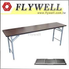 Taiwan Folding Study Table Folding Conference Tables Manufacturer