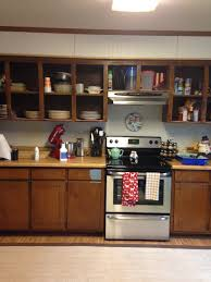 Over The Cabinet Decor by Kitchen Progress A Blue Nest