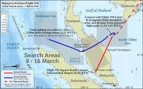 malaysia airlines flight 370 wikipedia