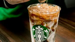 iced espresso macchiato starbucks new macchiato almond coconut milk drinks