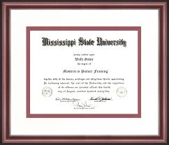 michigan state diploma frame mississippi state diploma frame talking walls