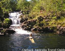litchfield national park how to get away from the crowds
