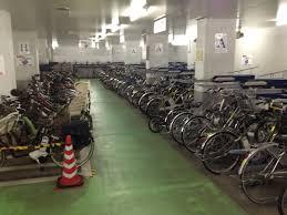 garage car parking slope most efficient parking lot design