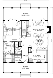 farmhouse floor plan floor plan of cottage country farmhouse house plan 86101