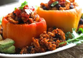 taco stuffed peppers laura lea balanced