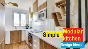 modular kitchen ideas 30 simple modular kitchen design ideas