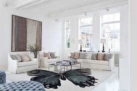 All White Home Interiors by Spacious Home In London Keribrownhomes