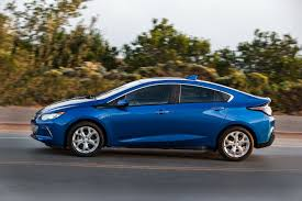 chevy vehicles 2016 2018 chevrolet volt plug in hybrid carries over with few changes