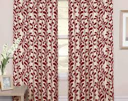 black and red curtains medium size of kitchenred and gray