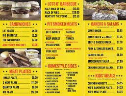 Round Table Pizza Menu Prices by Dickey U0027s Barbecue Pit Menu And Prices 2017 Restaurantfoodmenu