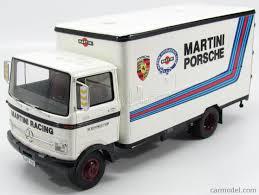 white porsche truck premium classixxs 30043 scale 1 18 mercedes benz lp608 truck