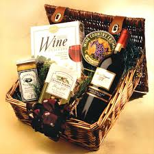wine baskets ideas stunning wedding gift baskets ideas images style and ideas