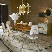 Dining Chair Ideas 6 Dining Chair Decorating Ideas To Make The Dining Room Look Glamorous