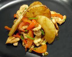 cuisine au gingembre poulet ananas gingembre la recette facile par toqués 2 cuisine