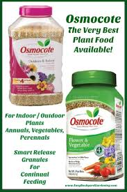 Best Flower Food Osmocote Smart Release Plant Food Easy Backyard Gardening