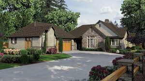 mascord house plan 1234b guest suite craftsman and pantry
