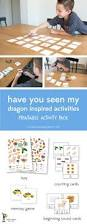 have you seen my dragon activities your kids will love