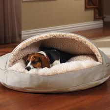 dog bed cozy cave for dogs drsfostersmith com