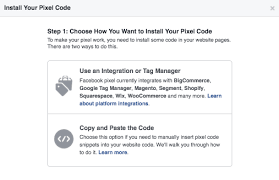introducing the facebook pixel for ecwid stores how to run more