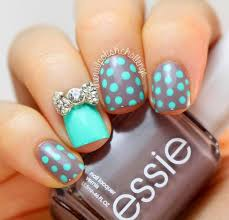 24 best polka dot nails images on pinterest polka dot nails dot