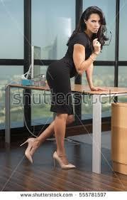 beautiful woman squats kettlebell gym stock photo 618066230