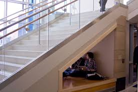 Under Stair Bar by Study Spots