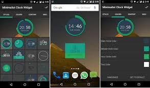 best clock widget for android 17 best android widgets to enhance homescreen