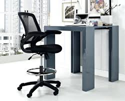 leaning stool for standing desk our best standing desk office chair varichair leaning for varichair