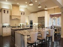 kitchen island with table extension kitchen ideas large kitchen islands with seating and storage