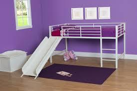 bedroom gorgeous essential home slumber n slide loft bed with