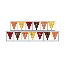 5 thanksgiving or harvest themed printables greeting card banner
