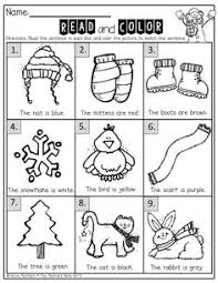 winter snowmen order by size is a cut and paste activity that is