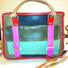 Upcycled Leather Bags - ethical leather bag ethical fashion and clothing blog