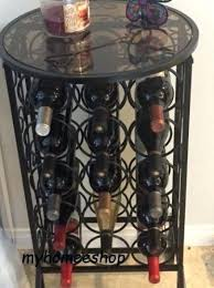 metal wine rack table bicycle style table metal wine rack largest and the most wonderful