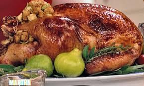 vertical turkey roasting stand how to roast turkey with a vertical roaster martha stewart