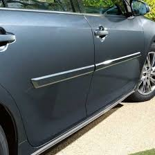 the best new 2013 toyota camry body side moldings from brandsport