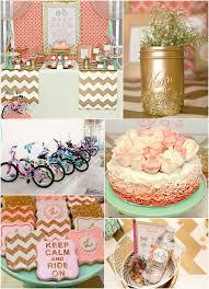 Vintage Birthday Decorations Vintage Bike Themed Bday Party Diy Crafty Pinterest