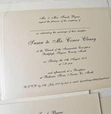 wedding invitation wording landscape matik for