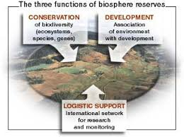 unesco u0027s man and the biosphere program what are biosphere