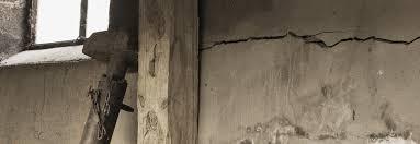 horizontal foundation cracks foundation repair mccoy contractors