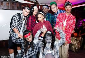 Aztec Halloween Costume Rihanna Dresses Latina Gangster Halloween