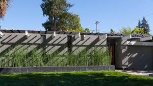 Eichler Houses by San Jose Eichler Homes South Bay Eichlers Eichler Landscape
