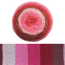 fiddlesticks knitting yarn cake cherry caron cake lincraft