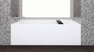 Alcove Bathtub Wetstyle Cube Bathtub Roman Bath