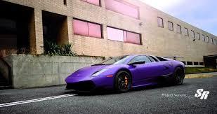 customized lamborghini gallardo violet lamborghini murcielago sv 10 best autos