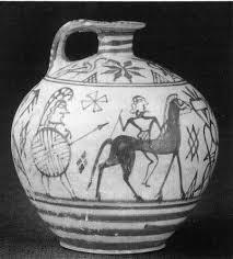 Black And Red Vase Picasso U0027s Basement My Big Fat Greek Vase