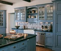 blue kitchen cabinets ideas 156 best blue kitchens images on kitchens blue kitchen