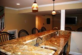 kitchen wet bar ideas for basement basement framing full kitchen