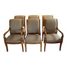 Henredon Dining Room Table by Vintage U0026 Used Henredon Dining Chairs Chairish