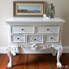 How To Paint Furniture White by Lilyfield Life Painting Furniture White